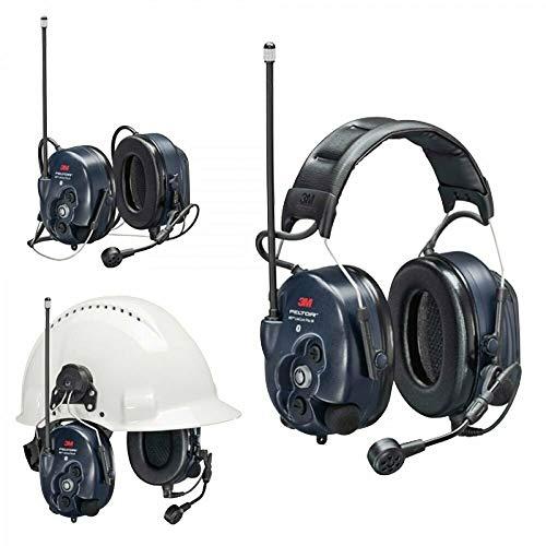 3M PELTOR WS LiteCom PRO III Headset - Hard Hat Attached - MT73H7P3E4D10-NA