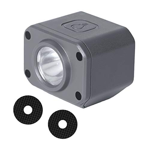 sharprepublic Reflector de luz Nocturna para Dron Recargable USB Apto para dji Mavic Mini 2, Mini, Air 2, Mavic 2 - Sólo Reflector