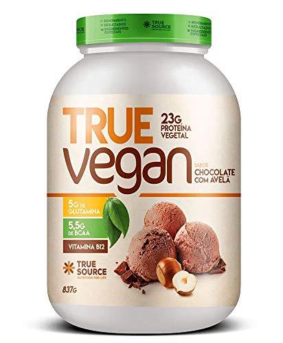 True Vegan (837G) - Chocolate C/ Avelã, True Source
