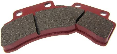 Bremsbeläge Bremsklötze Standard Organisch Für Keeway Ry8 50 Racing Auto