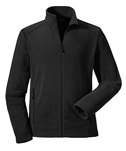 Schöffel Herren Fleece Jacket Cincinnati1 Jacke, Black, 52