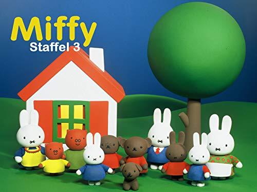 Miffy trifft Schnuffy