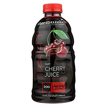 Cheribundi Tru Cherry Tart Juice 32 Ounce - 6 per case.