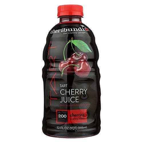 Cheribundi Tru Cherry Tart Juice, 32 Ounce - 6 per case.