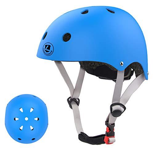 %24 OFF! LANOVAGEAR Kids Bike Helmet for 2-14 Years Old, Toddler Youth Skateboard Helmet CPSC Certif...