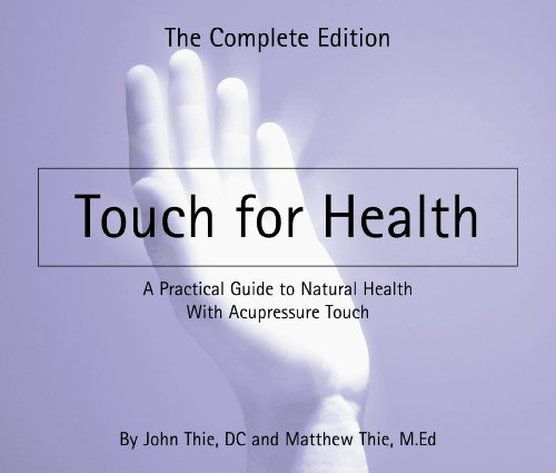 Review Of Touch for Health - paperback edition