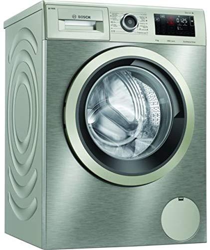 Lavadora Bosch WAU28PHXES inox 9kg 1400rpm A+++
