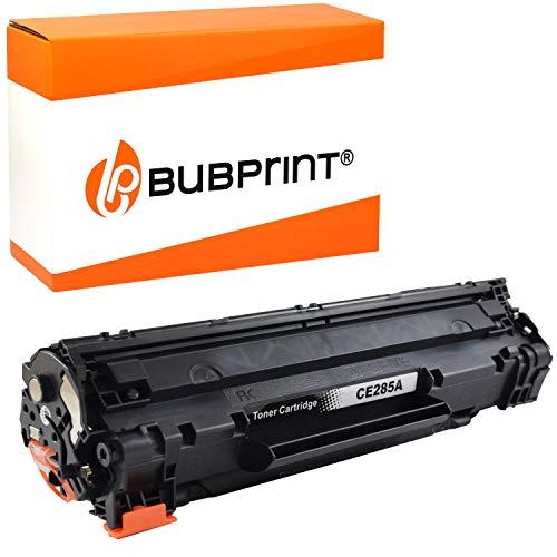 Bubprint Toner kompatibel für HP 85A CE285A für Laserjet Pro M1130 M1132 M1136 M1212nf M1217nfw MFP P1002 P1100 P1102 P1102w P1106 P1108 P1109w Schwarz