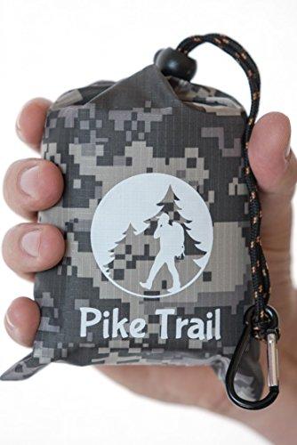 Pike Trail Coperta tascabile esterna Digital Camo