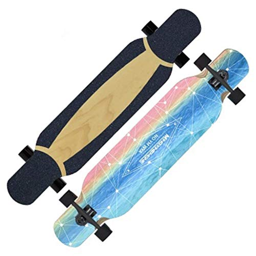 Great Price! Looking back is the shore Upgraded Version of The Dance Board Long Board Adult Beginner...