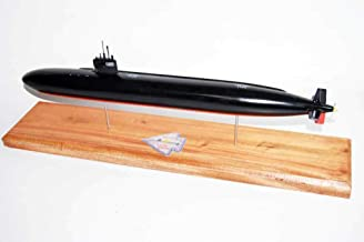 USS Baton Rouge (SSN-689) Submarine Model
