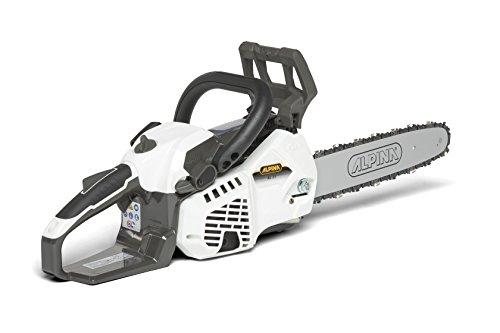 'Alpina 240311200/A17AC 31(12) Gasolina Motosierra 30,1cc espada Longitud 30cm, 850W