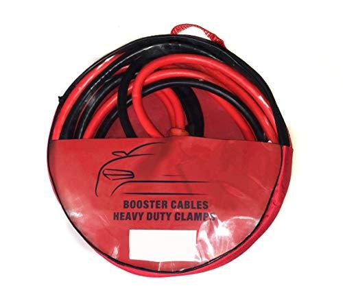 Asc 5m 2000A Câbles de Démarrage, Câbles de Démarrage, Résistant Pinces, pour à L'Essence & Diesel. Complet avec Transport / Boîte de Rangement