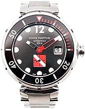 [ルイヴィトン]LOUIS VUITTON Q103A タンブール オートマティック DIVING ダイビング SS 自動巻 メンズ腕時計 中古 [並行輸入品]