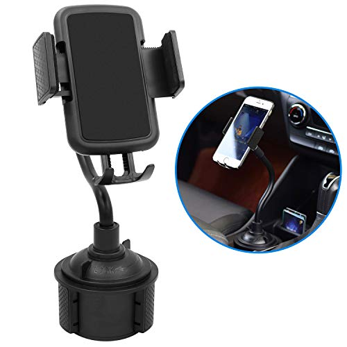 Top 10 Best Car Cup Holder Phone Mount Portable Adjustable Gooseneck Phone Holder for Car Comparison