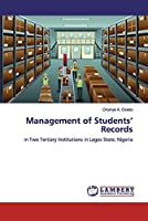 Management of Students' Records
