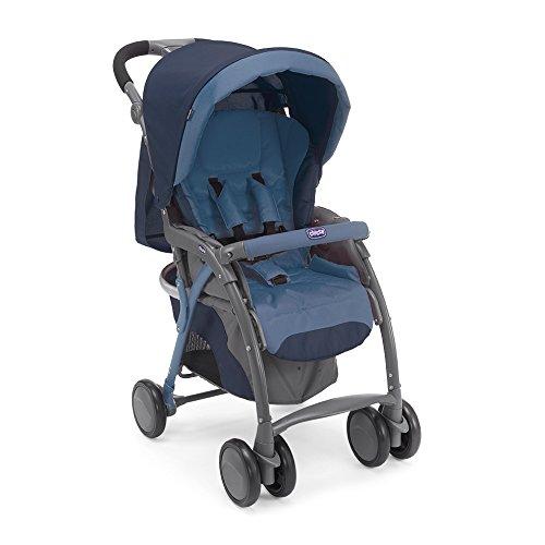 Chicco Buggy Simplicity Plus Top, blau