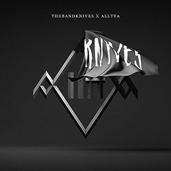 thebandknives x AllttA