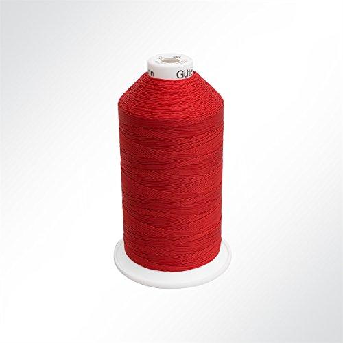 Gütermann Solbond - bondeerde polyester speciale naaigaren No./Tkt. 20, 1500 m, rood
