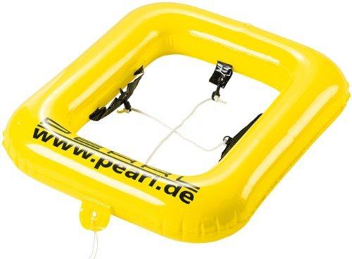 PEARL Bierkasten Schwimmring: Getränkekasten-Schwimmring (Bierkisten Schwimmring)