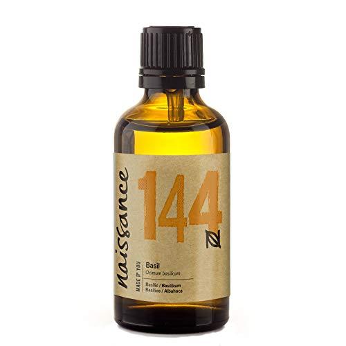 Naissance Basilikum (Nr. 144) 50ml 100% naturreines ätherisches Öl