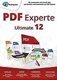 PDF Experte 12 Ultimate mit OCR Win Lizenz Product Keycard ohne Datenträger
