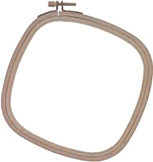 Edmunds 202-2020 Wood Embroidery Hoop, 8-Inch