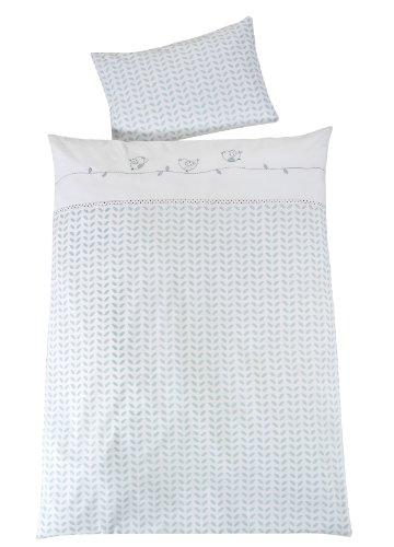 Schardt de 2 teilge Parure de lit avec motif
