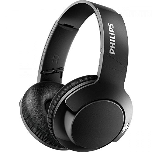 Philips SHB3175BK/00 Bluetooth® On Ear Kopfhörer On Ear Faltbar, Headset, Noise Cancelling Schwarz