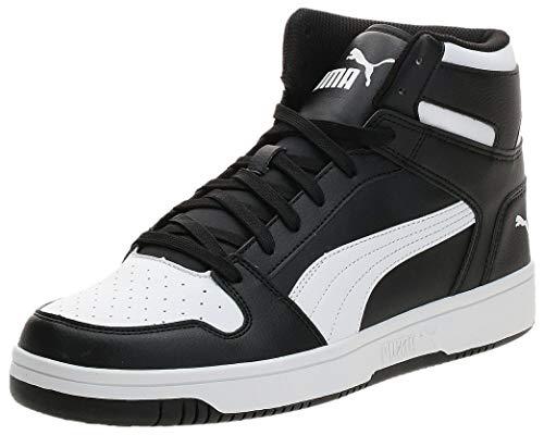 Puma - Rebound Layup SL, (Puma Black-Puma White 01), 8 (42 EU) EU