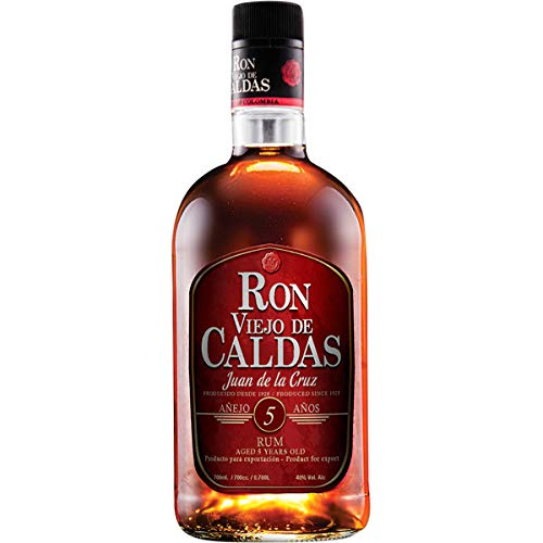 De Caldas Ron 5 Años - 700 ml