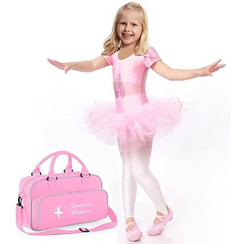 Label Weavers Personalized Dance or Ballet Bag with Name and Choice of  Pictures 9887c19f05996
