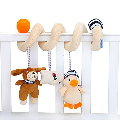 XJST Play Baby Play Gym Stroller Toy, Fácil De Crianza, Mantiene A Tu Bebé Feliz, Regalo Ideal, Juguete para Niños Y Niñas