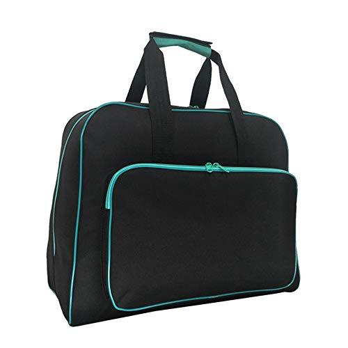 BKAUK Multifunctionele Naaimachine Tas Travel Draagbare Opbergtas Draagtas met Pocket Craft Opslag Naaigereedschap Handtassen Nieuw Donkerblauw