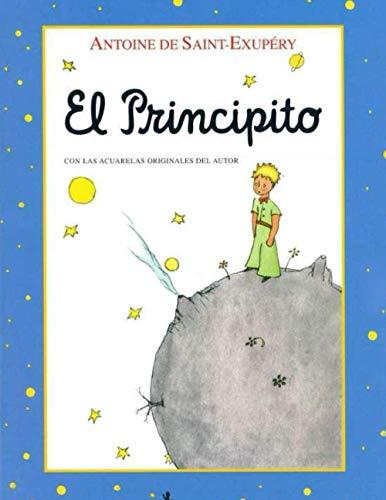 El Principito-Español: Acuarelas Originales (Spanish Edition)
