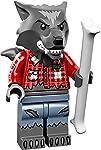 LEGO Series 14 Minifigure Wolf Guy (Werewolf)