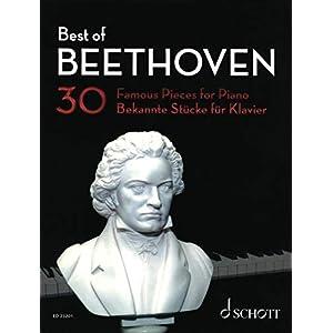 Best of Beethoven: 30 bekannte Stücke für Klavier. Klavier. (Best of Classics)