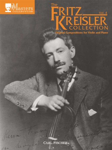 BF11 - The Fritz Kreisler Collection - Volume 4