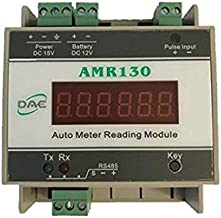 DAE AMR130 (Auto Meter Reading Module with Modbus/RS485 Communications) for 1 Water Meter