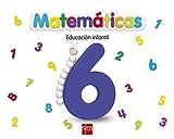 Matemáticas 6. Educación Infantil - 9788467551853