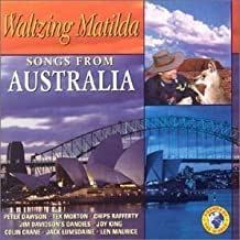 Waltzing Matilda: Songs From Australia by Sounds of the World (1999-04-01)