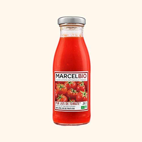 Pur Jus de Tomates Bio - 25cl