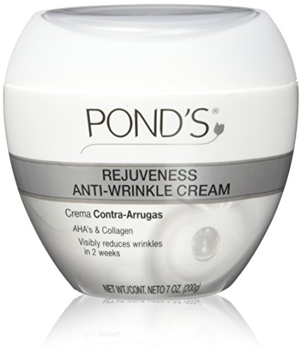 Ponds Rejuveness Anti-Wrinkle Cream 7 Ounce (207ml) (Pack of 2)