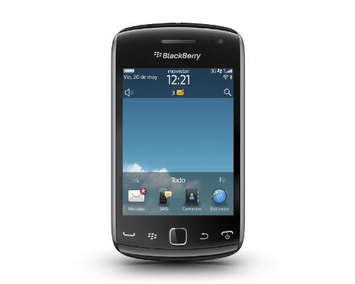 BlackBerry BT-RIM-B9380 Curve 9380 Smartphone (8,1 cm (3,2 Zoll) Touchscreen, 5 Megapixel Kamera, microSD, Micro-USB) schwarz