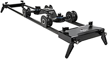 Sirui Video Survival Kit 2 Tabletop Dolly with Slider Track