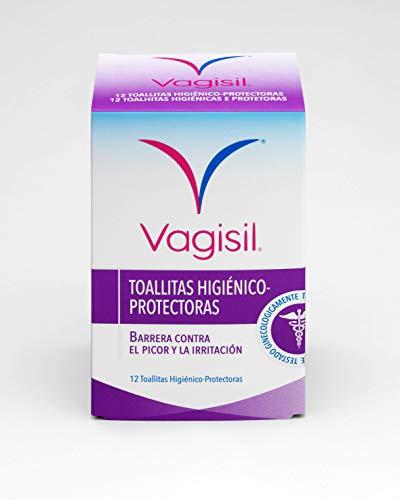 Higiene Intima Mujer Toallitas Marca VAGISIL