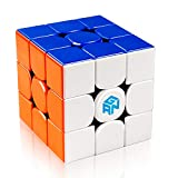 D-FantiX Gan 356 R S 3x3 Speed Cube Stickerless Gans 356R S 3x3x3 Magic Cube Puzzle GES V3 System