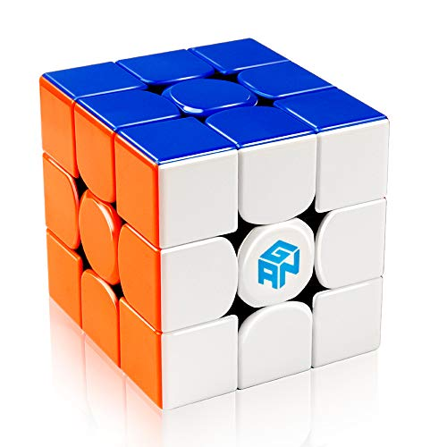 D-FantiX Gan 356 R S 3x3 Speed Cube Stickerless Gans 356R S 3x3x3 Magic Cube Puzzle GES V3 System