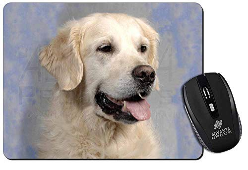 Advanta - Mousemats Golden Retriever Hund Computer-Maus -Matte/pad