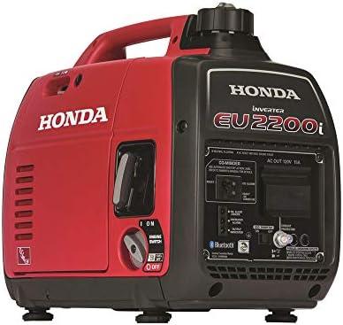 Honda EU2200iTAG 2200 Watt 120 Volt Super Quiet Portable Inverter Generator with CO Minder product image